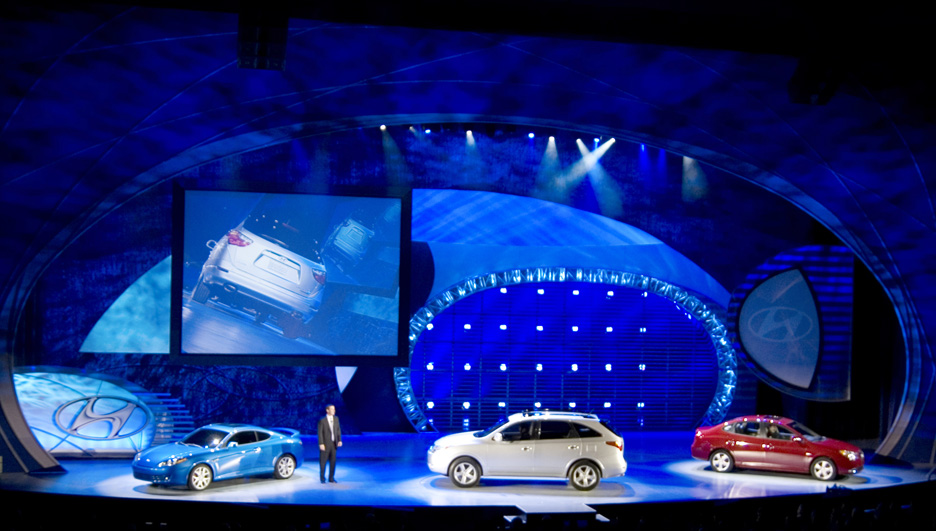 Hyundai National Dealer Meeting