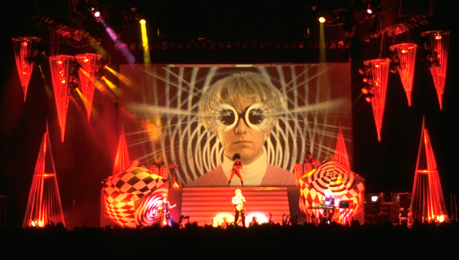 Pet Shop Boys. Discovery Tour