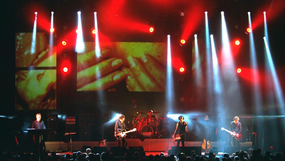 The Cure. Dreamtour