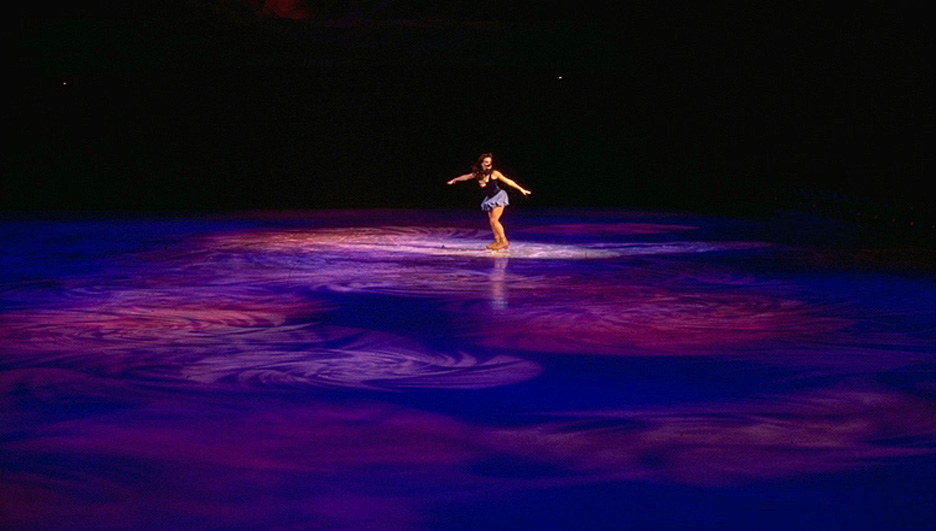 The Little Mermaid On Ice
