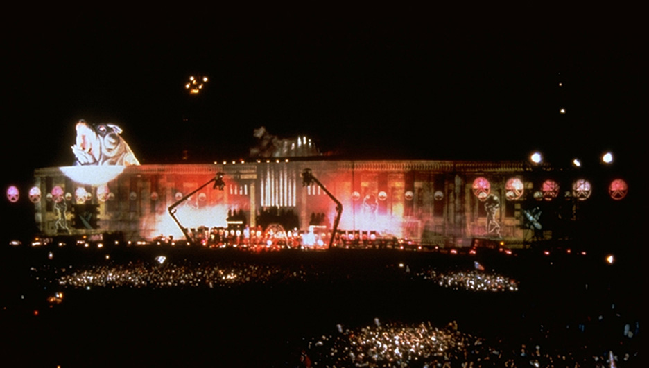 Roger Waters' The Wall - Berlin