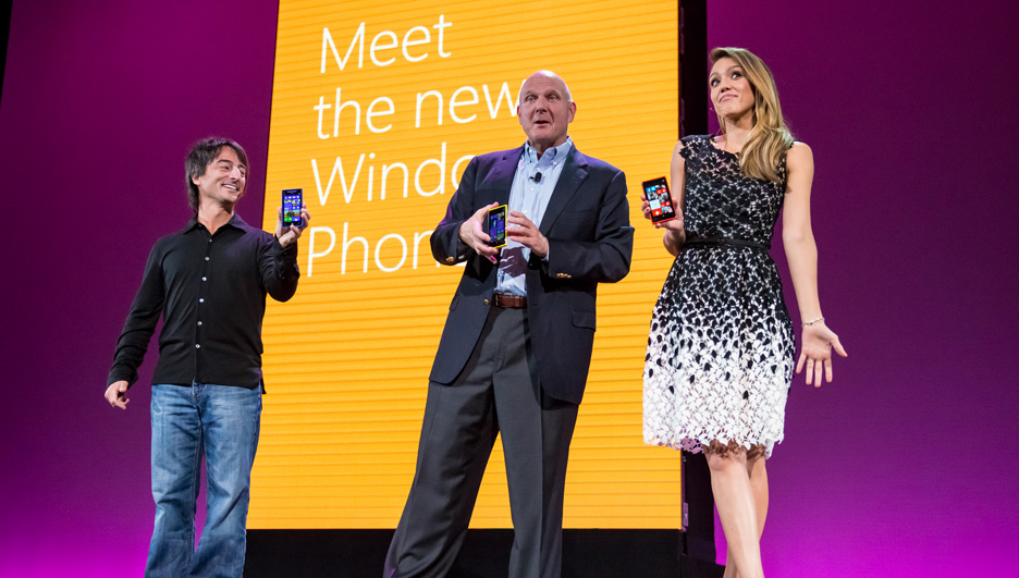 Window Phone 8 Launch