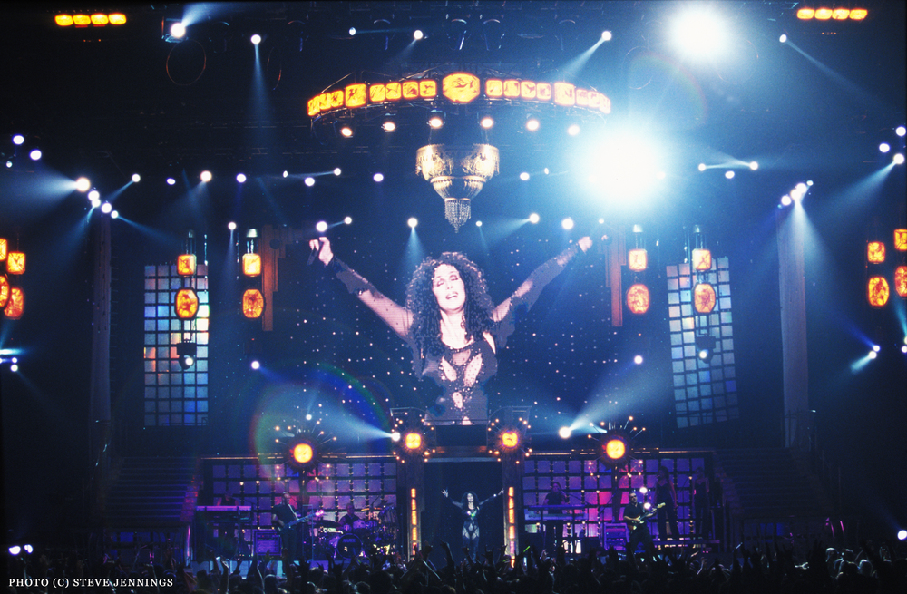 Cher. Living Proof Farewell Tour