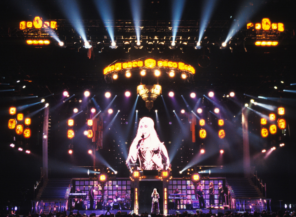 Cher.  Living Proof Farewell Tour