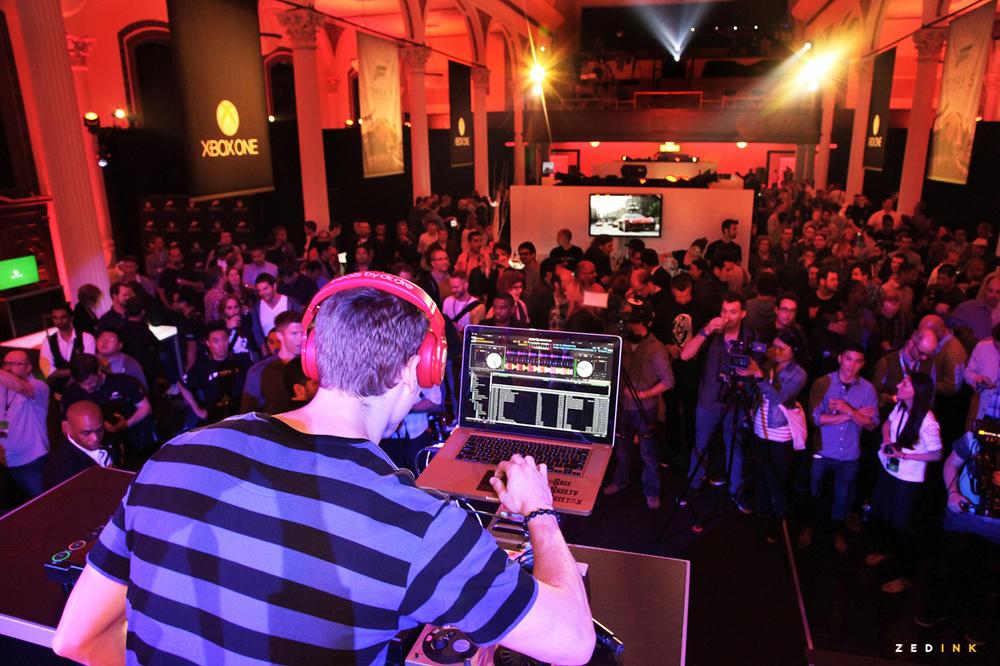 XBOX E3 2014 - Social Event