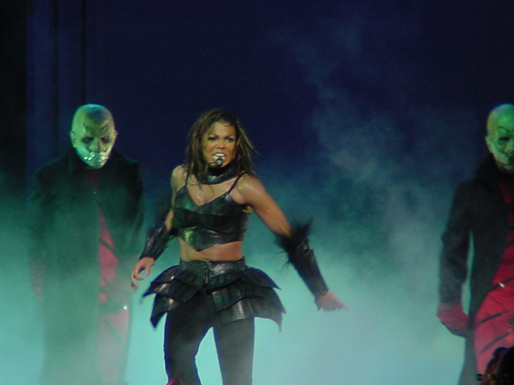 Janet Jackson.  All For You Tour