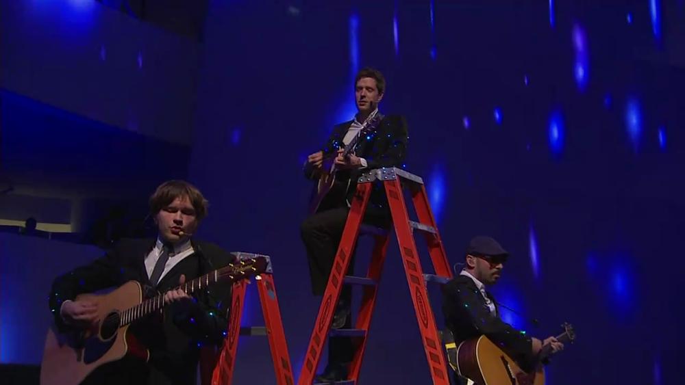 OK Go - YouTube Play Live at the Guggenheim