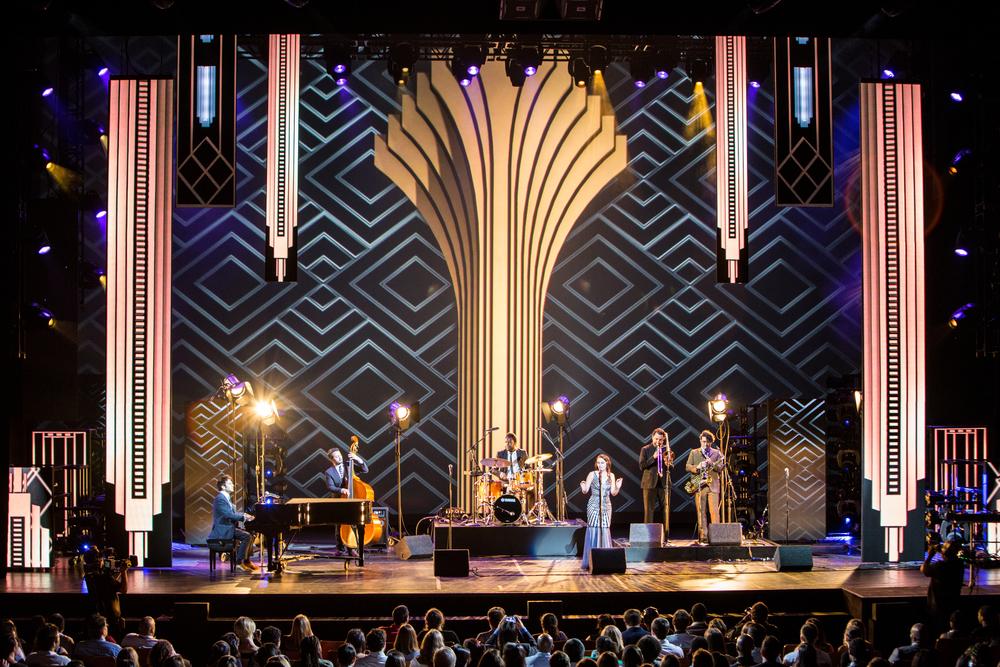 YouTube Live Kennedy Center.  Post Modern Jukebox