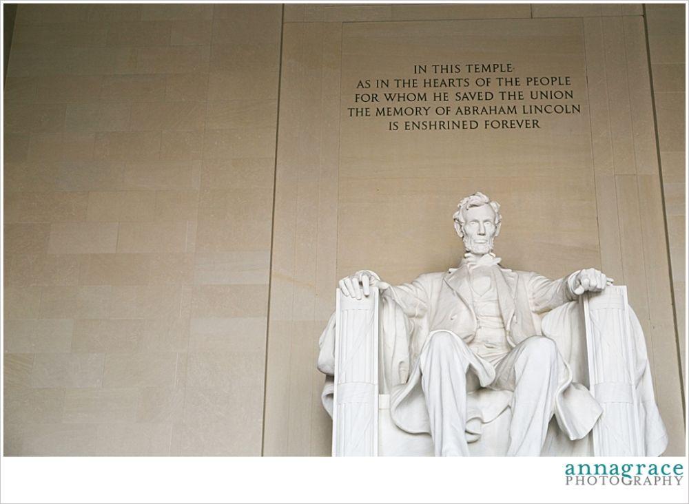 Good ol' Lincoln.