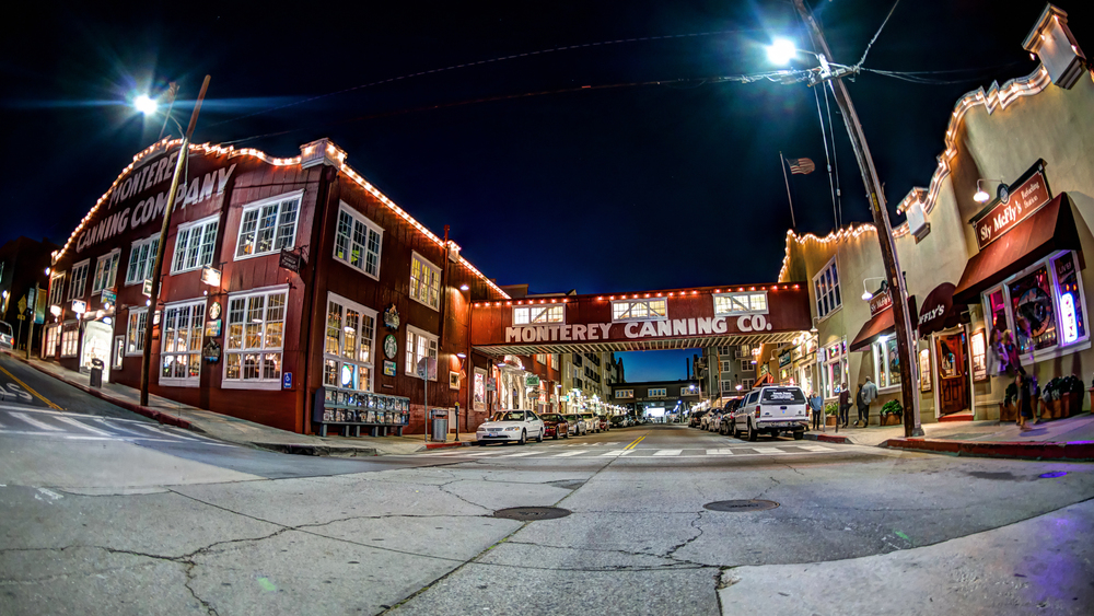 Cannery Row — Monterey, CA