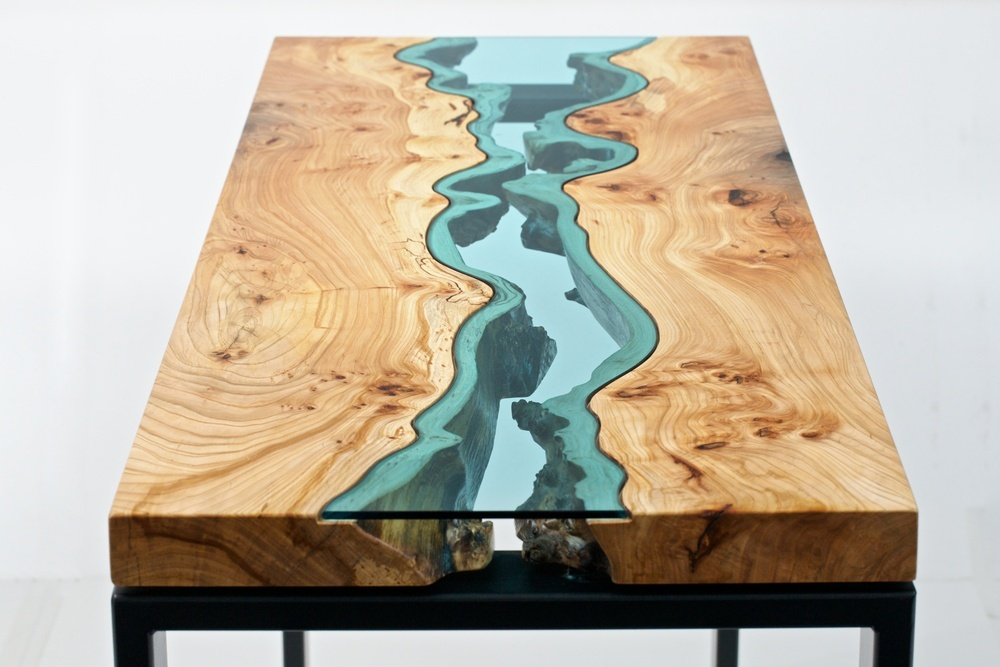 Greg Klassen — Elm River Console Table