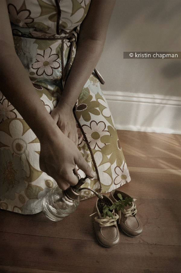 fifth shift: the mother from the shift series  © kristin chapman