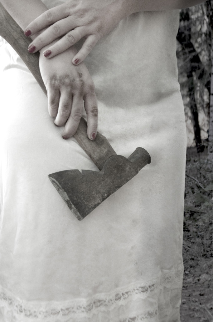 The Hatchet © Kristin Chapman 2014
