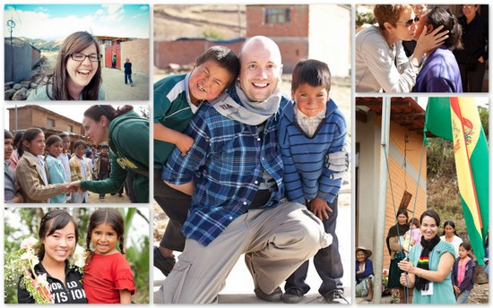Photos by Amy Conner and Matthew Paul Turner, World Vision