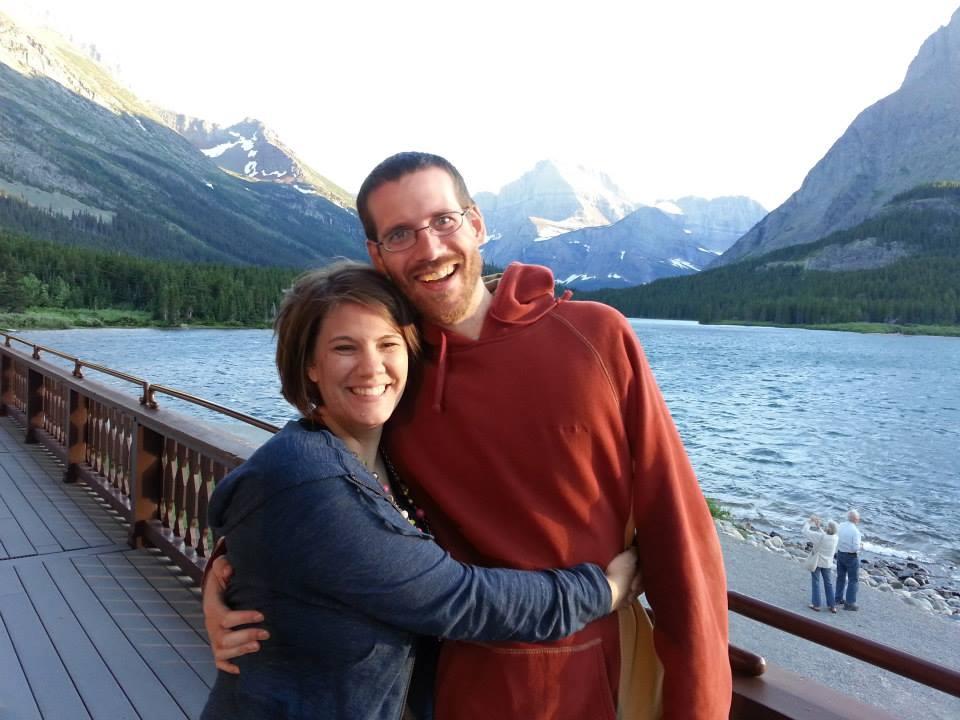 Together at Glacier National Park
