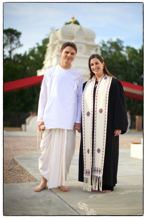Ask an Interfaith Couple (Christian/Hindu)....