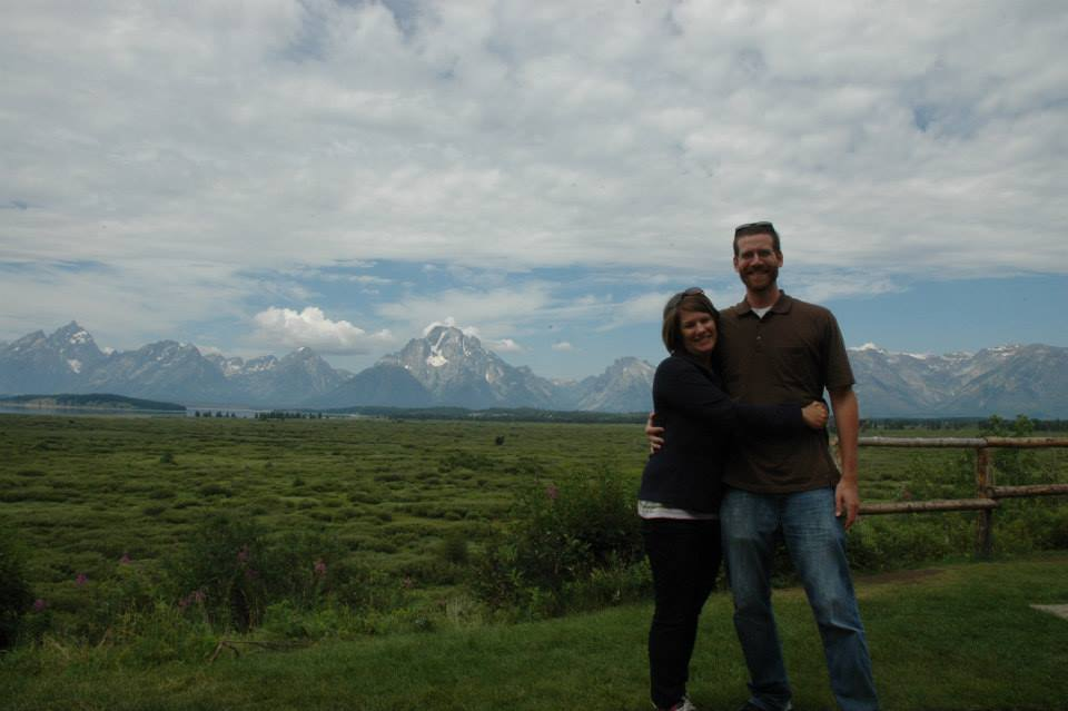 We celebrated our 10th a little early with a summer trip to Glacier National Park, Yellowstone National Park, and the Grand Tetons.