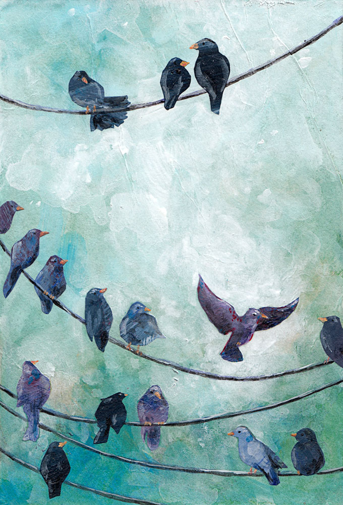 Like a Bird\
