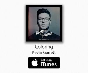 Coloring Kevin Garrett