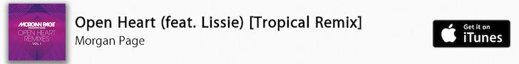 Open Heart (feat. Lissie) [Tropical Remix]