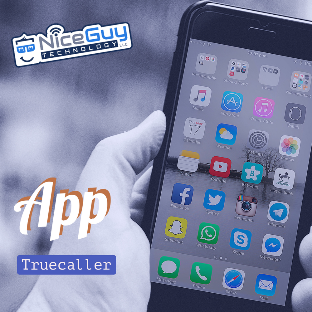 In this blog post, Mike from Nice Guy Technology LLC tells you about Truecaller, an app that will help identify when you receive a phone call from a telemarketer or spammer.