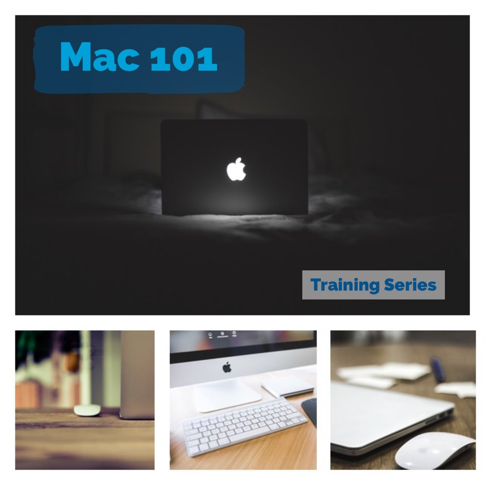 Mac 101 Training Series