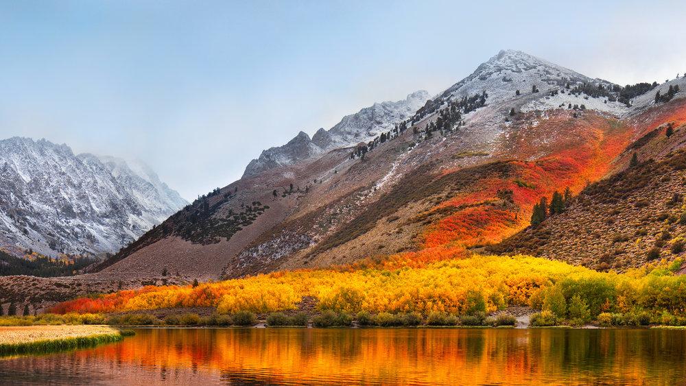 mac OSHigh Sierra - Coming Fall 2017