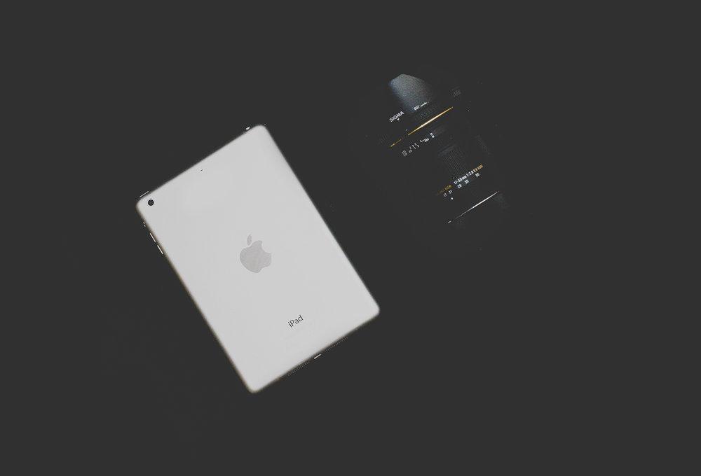 iPad mini 4 - 128GB of storageWhite & Silver$274.99 + sales tax
