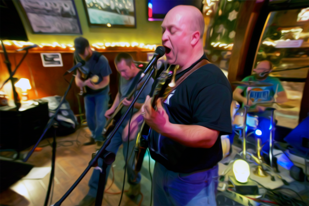 Kooky plays New Year's Eve at RJ's Tavern