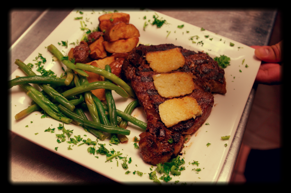 New steak menu at Green MIll