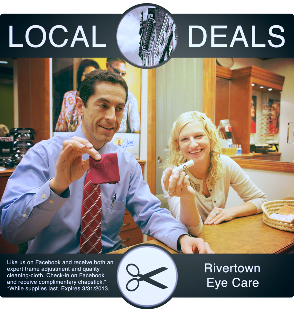 SELECT   to learn more about Rivertown Eye Care
