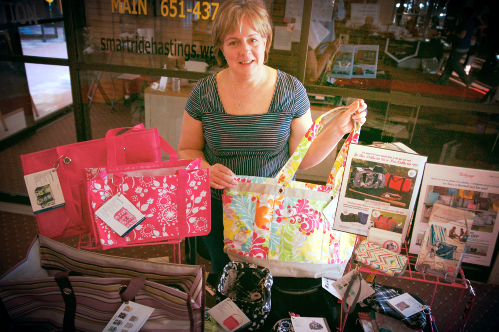 Michelle with thirty-one