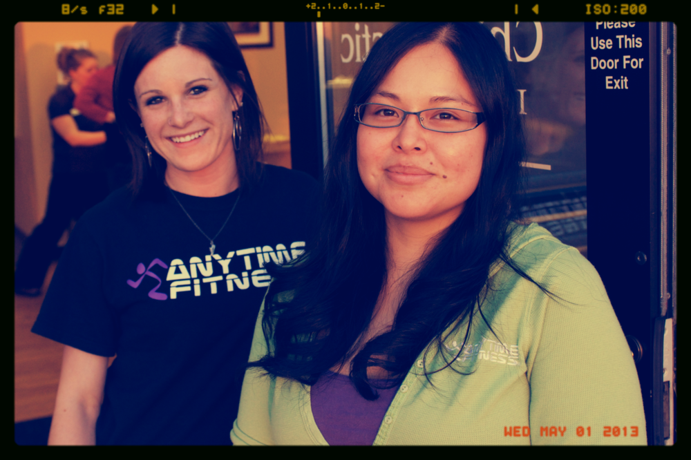 SELECT   to learn about Anytime Fitness