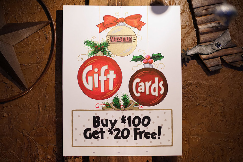 Me and Julio Gift Cards.jpg