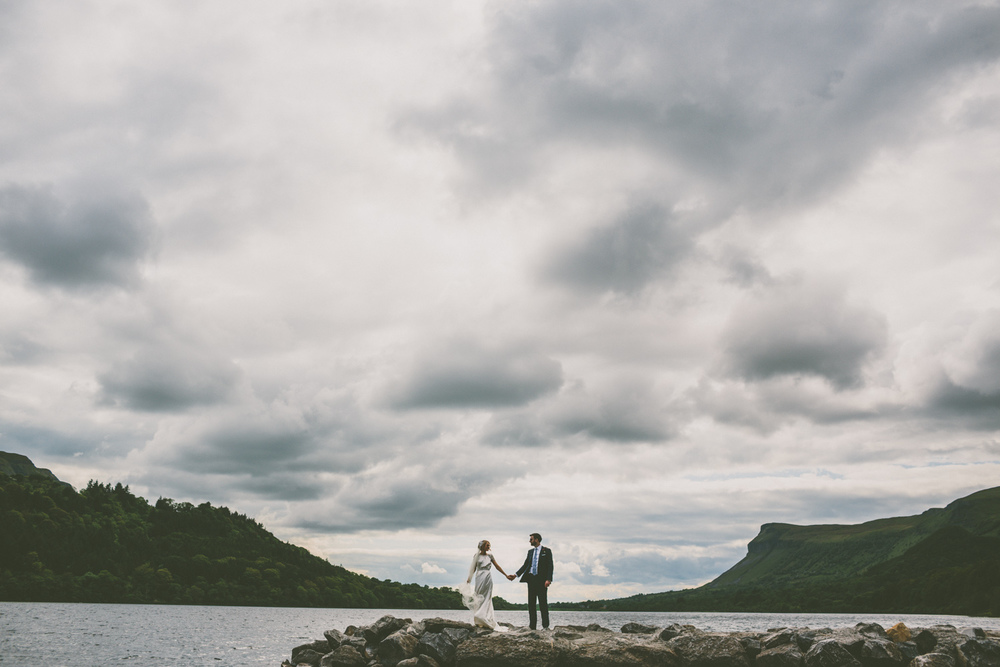 Alternative Irish Wedding Photography