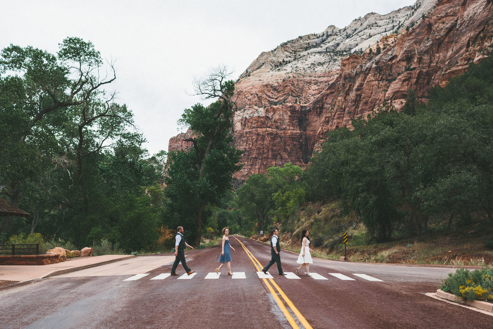 Utah Wedding Photographer Zion
