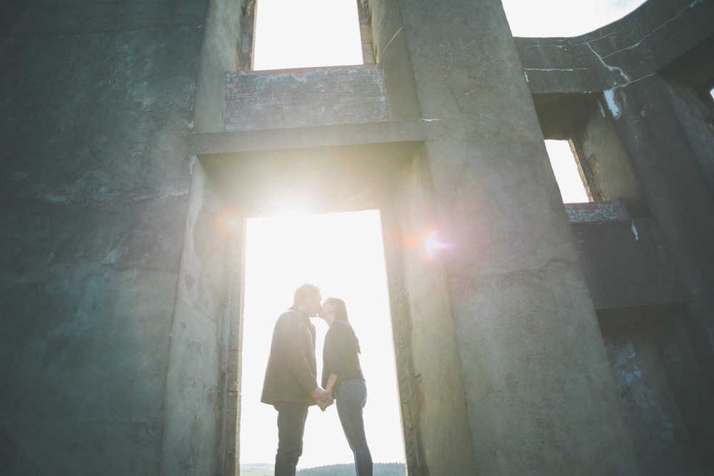 Mussenden Engagement Photography