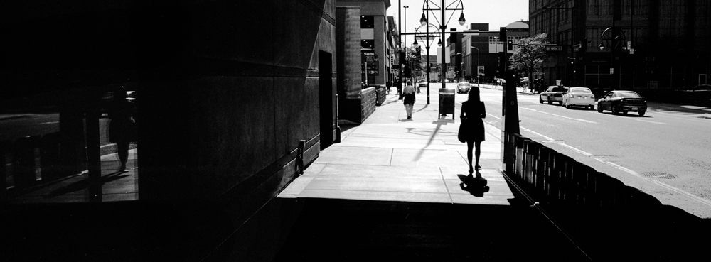 DENVER, CO / HASSELBLAD XPAN / TRI-X