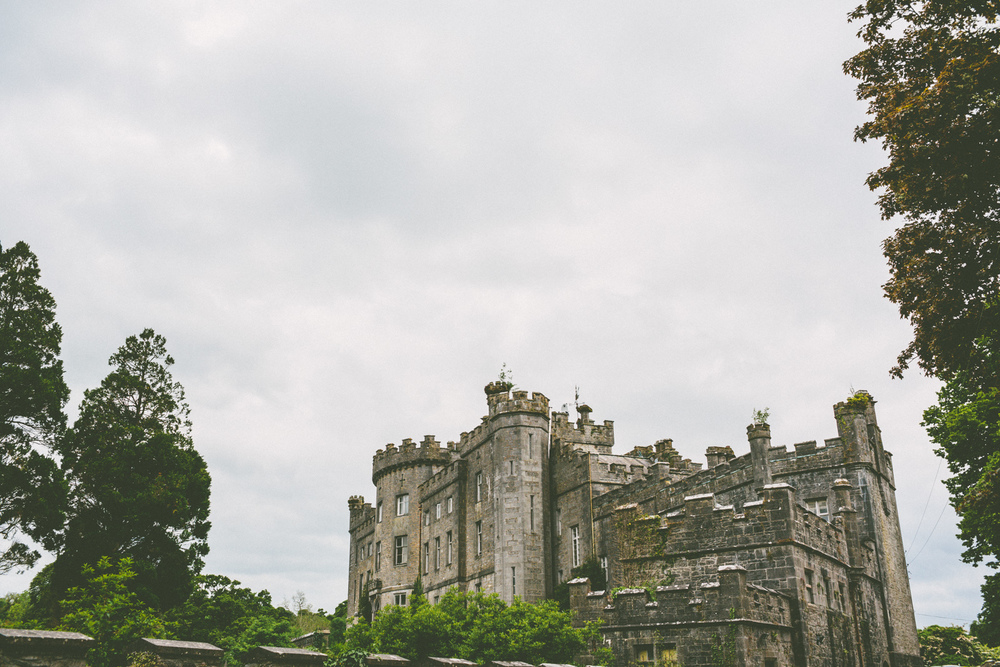 Markree Castle Wedding