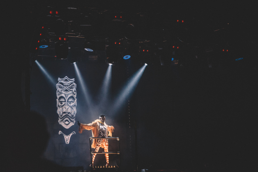 Grace Jones Festival No.6