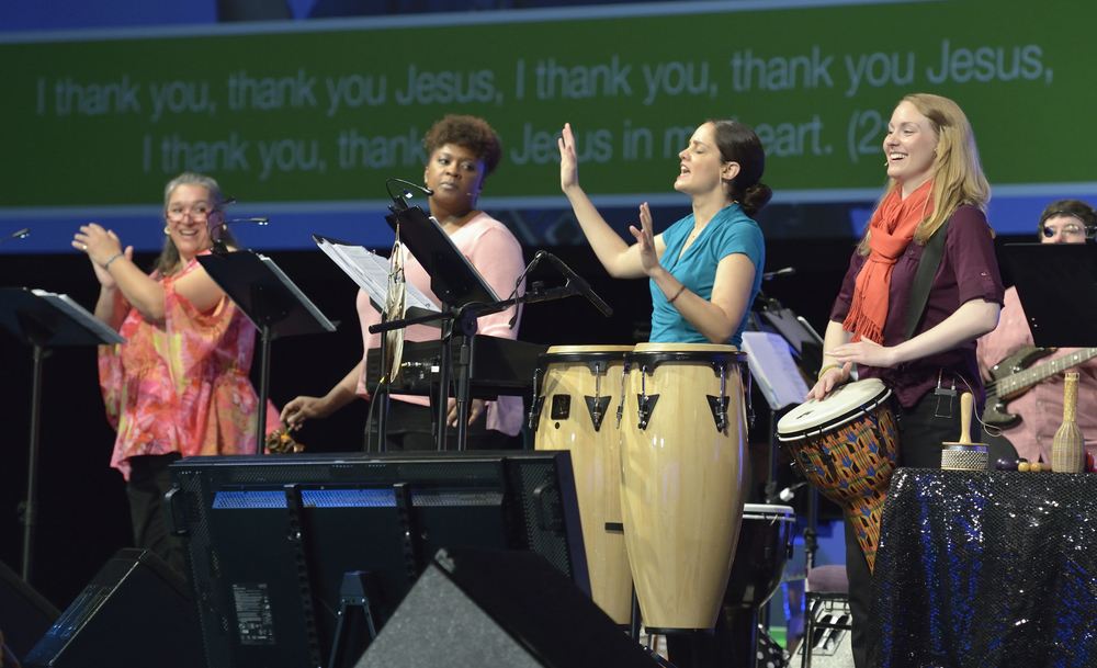 United Methodist Women's Assembly 2014