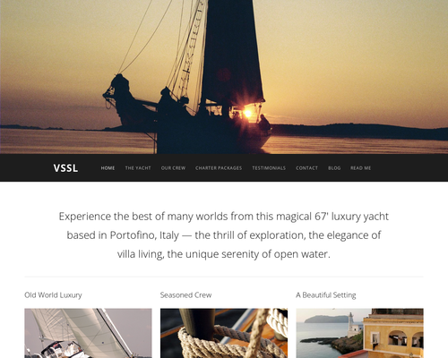 New Business Templates: Dovetail and Five — The Official Squarespace ...
