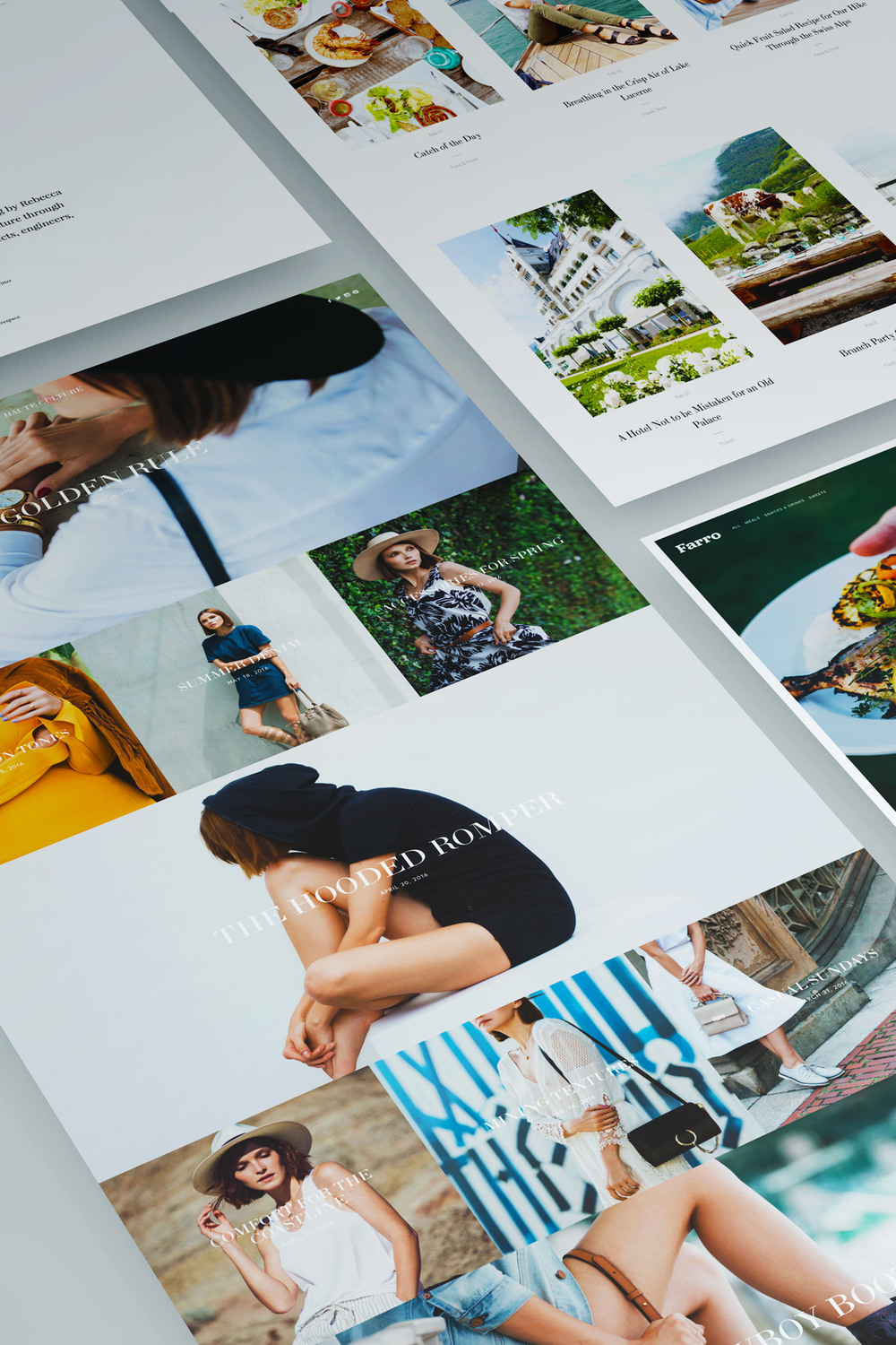 Introducing Five Magazine-Style Templates — The Official ...