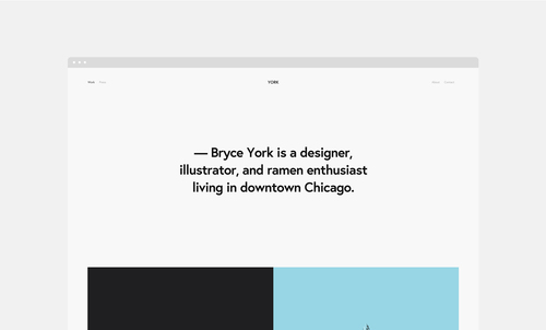 Introducing Two New Portfolio Templates — The Official Squarespace