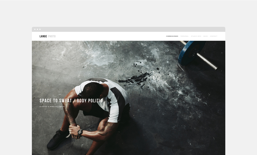 Introducing two new portfolio templates the official for Squarespace portfolio templates