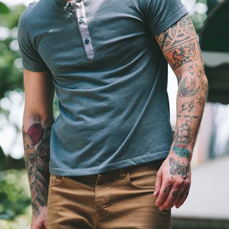 Tattoos Optional