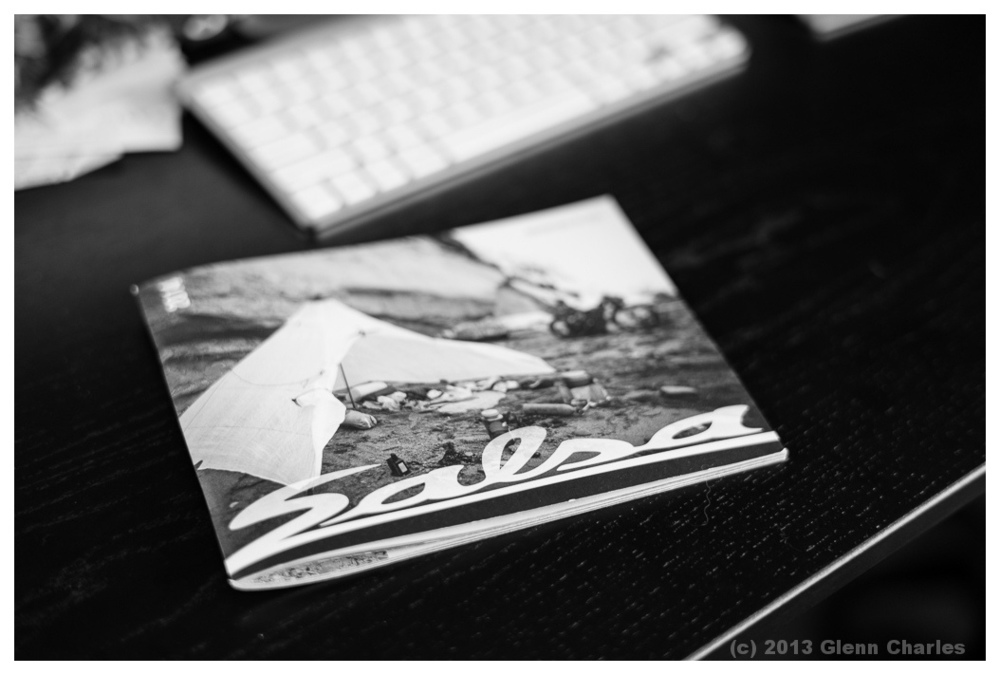 Salsa Cycles 2014 Catalog - Cover image and internal spreads
