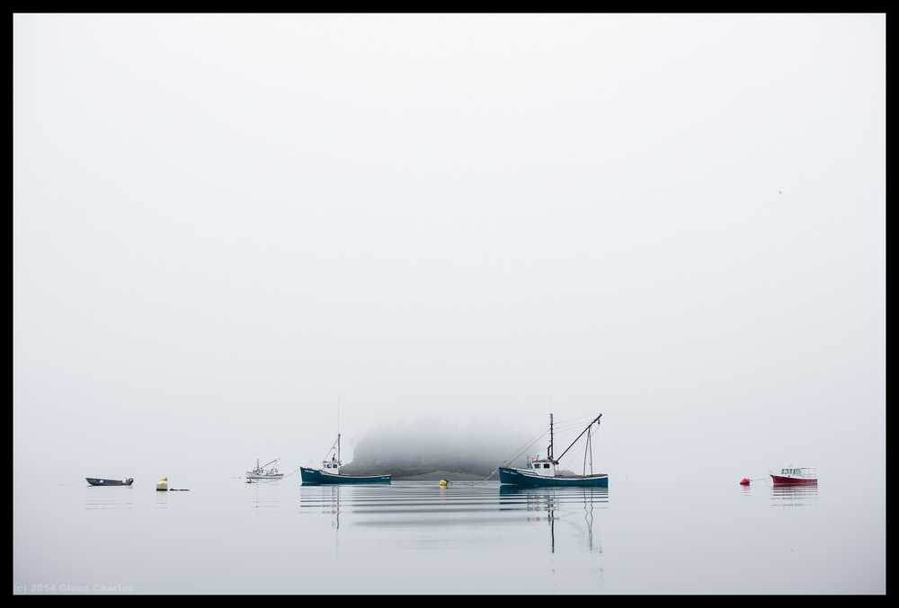 My morning walk in Downeast Maine - Leica M240 + 50 Lux