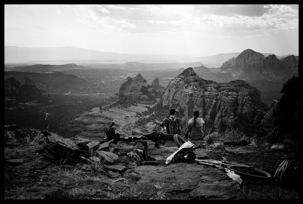 Coconino 250 with Lucas and Eszter - Leica MM, 50/1,4
