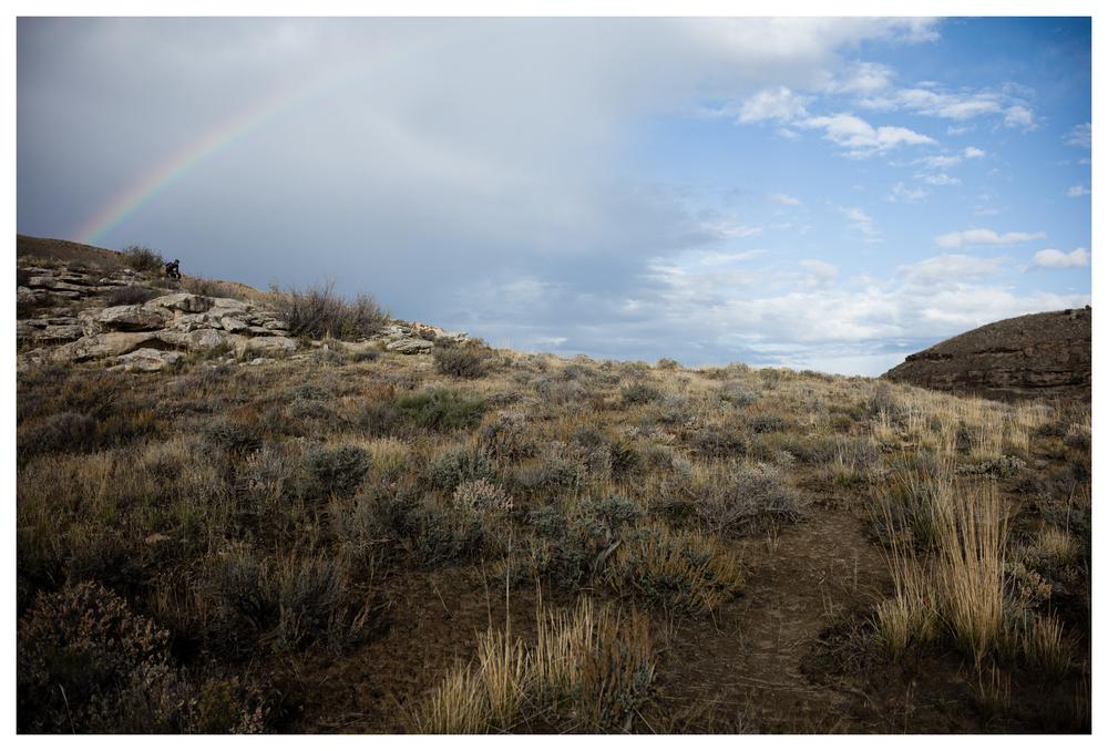 Jason on his Surly Ice Cream Truck chasing rainbows - Leica M240 | 35 Lux 1,4